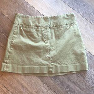 Theory mini skirt size 2